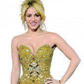 Countdown für Shakira