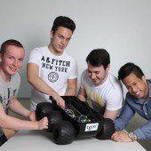 Österreichische Schüler arbeiten an Mars-Rover mit