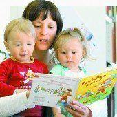 In Göfis ist Lesen ein Fest