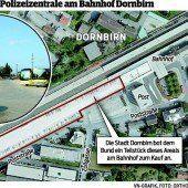 Neubau der Dornbirner Polizeizentrale wackelt
