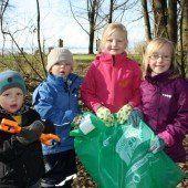 5000 Freiwillige sammelten Müll im ganzen Land