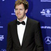 Vettel gewinnt Sport-Oscar