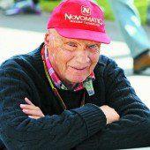 Hamilton bekam von Lauda Trost