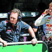 Vettel ist für eine laute Formel 1