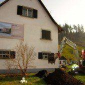 Neues Dorfzentrum für Nofels