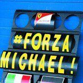 Schumacher noch nicht aufgewacht