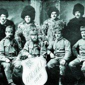 Erinnerung an Ersten Weltkrieg