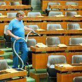 Ein Weckruf fürs Parlament