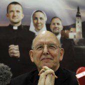Bischof Küng feiert doppeltes Jubiläum