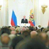 Gewalt nach Krim-Anschluss