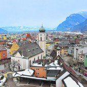 Ein Ausflug ins nahe gelegene Kufstein