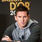 Messi erstmals der teuerste Kicker der Welt