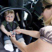 Sicherheit für die Kleinsten im Pkw