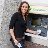 Bankomaten