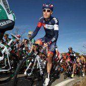 Brändle fährt Etappenrennen Tirreno-Adriatico