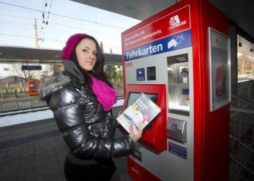 Melanie Mayr Feature Neuer Fahrplan Bus und Bahn öffentliche Verkehrsmittel Fahrkarten