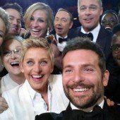 Oscar-Selfie war bezahlte Werbung