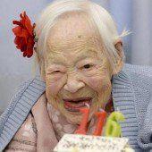 Japanerin feiert 116. Geburtstag