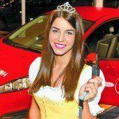 Neues Auto für neue Miss Vorarlberg