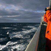 Es gibt kein Zeitlimit bei der MH370-Suche