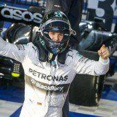 Vieles spricht für Nico Rosberg