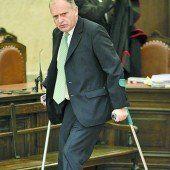 Strasser erneut vor Gericht