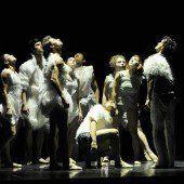 Ballettcompagnie aus Ulm in Lindau