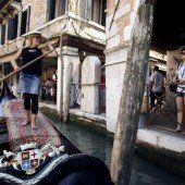 ÖBB verärgern Venedig: Günstiger als Gondel
