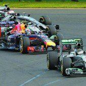 Starke Jungspunde und ein seltsamer Formel-1-Auftakt