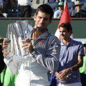 Djoker sticht Federer aus