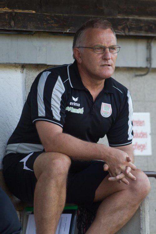 Peter Sallmayer ist neuer Akademie-Trainer. Foto: Steurer