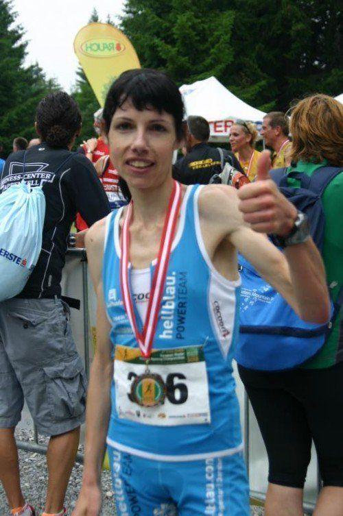 Petra Summer holte 2012 Gold bei der Heim-EM. Foto: schwald