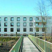 15 Millionen für neues Dornbirner Pflegeheim