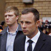 Ex-Freundin beschreibt Pistorius als Waffennarr