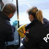 Polizei warnt vor Einschleichdieben