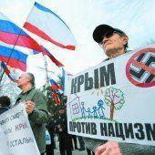 Russland will sich die Krim ganz einverleiben