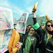 Aus Trauer wurde neuer Protest gegen Erdogan