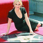Freude über Hollywood-Stern