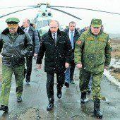 Russland lässt sich von der EU nicht aufhalten