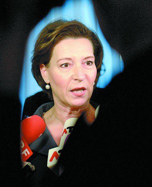 Sorgt für Kritik: Unterrichtsministerin Heinisch-Hosek. Foto: APA