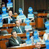 U-Ausschuss abgelehnt