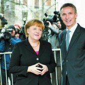 Stoltenberg übernimmt Führung der NATO