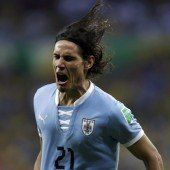 Uruguay ohne Edinson Cavani