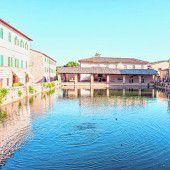 Bagno Vignoni in San Quirico