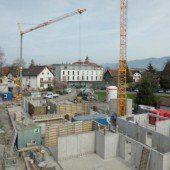 24 neue Wohnungen im Ortszentrum Lustenau