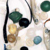 Mehr Plastikteile als Jungfische in der Donau