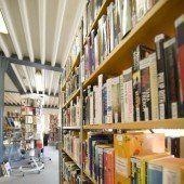Hoffen auf mehr Platz für die Dornbirner Leseratten