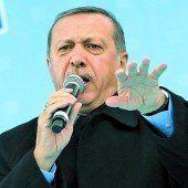 Erdogan-Video verboten