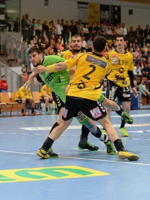 West-Wien-Kapitän Markus Wagesreiter erzielte gegen seinen Ex-Verein sechs Treffer. Foto: gepa