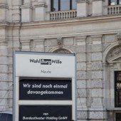 Burgtheater: Unklar, wer noch davonkommt
